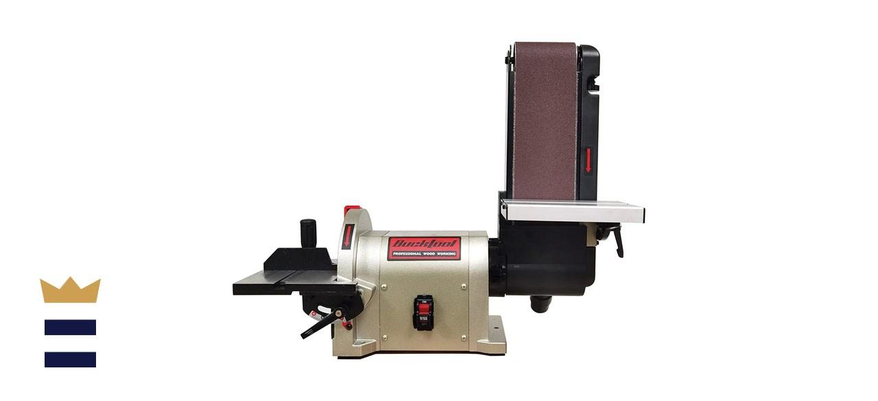 Countertop or bench belt sanders
