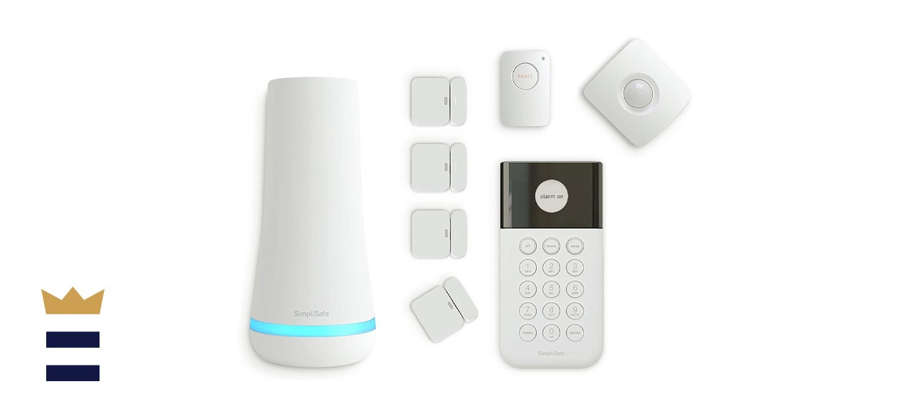 Cove 8-Piece Wireless Home Security System