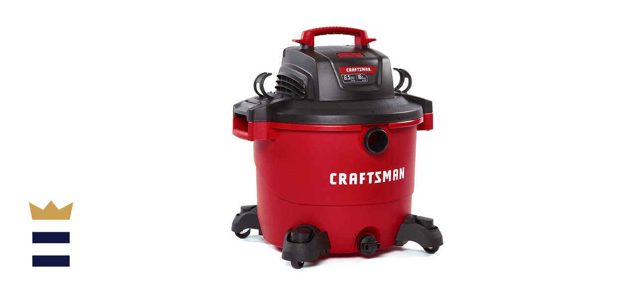 Craftsman 16-Gallon Wet/Dry Heavy-Duty Vacuum