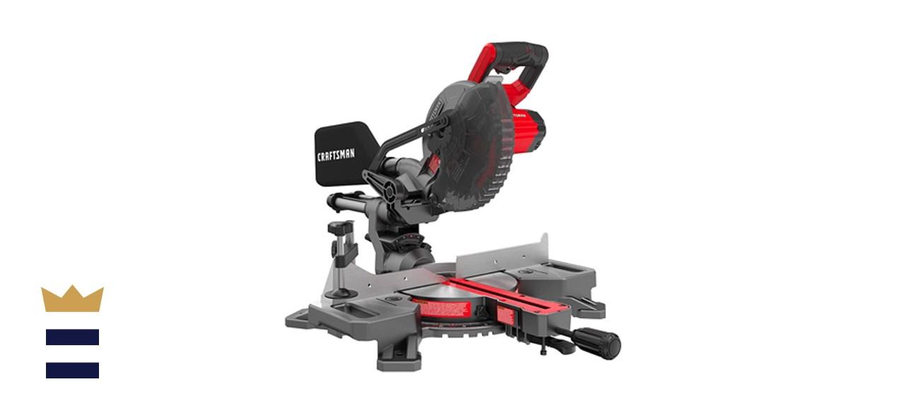 Craftsman V20 7 1/4-Inch Sliding Miter Saw