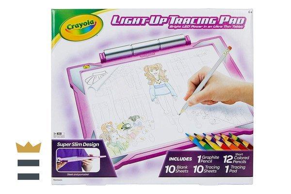 crayola tracing pad