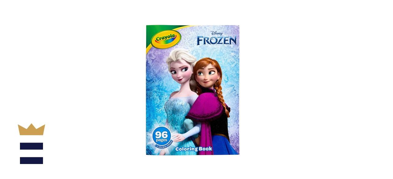 Crayola Frozen 2 Coloring Book