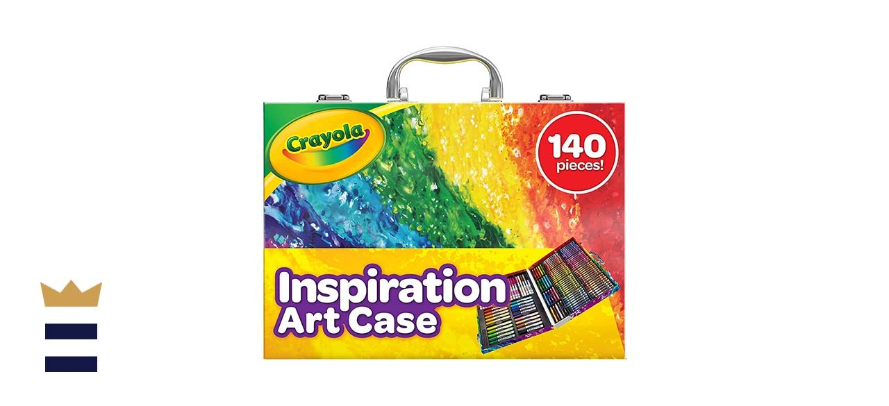 Crayola Inspiration Coloring Set and Case