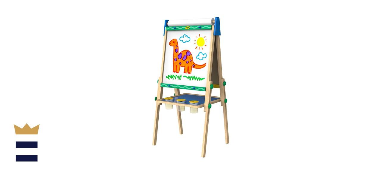 Crayola Kids Wooden Easel