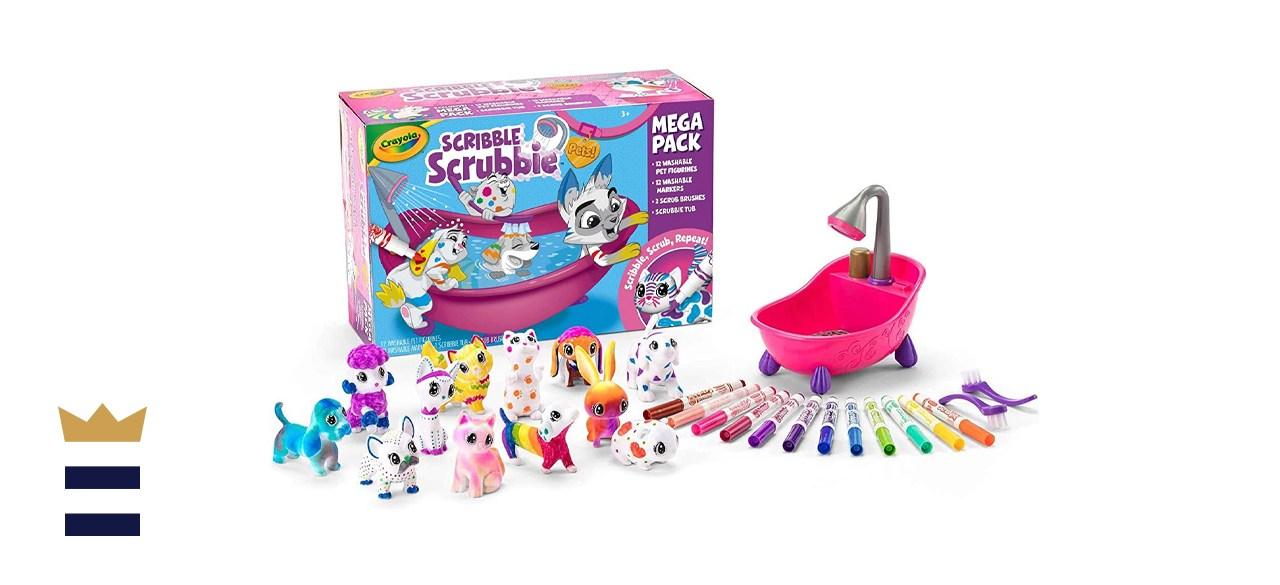 Crayola Scribble Scrubbie Pets Mega Pack