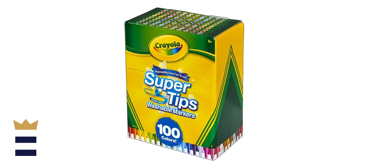 Crayola Super Tips Marker Set