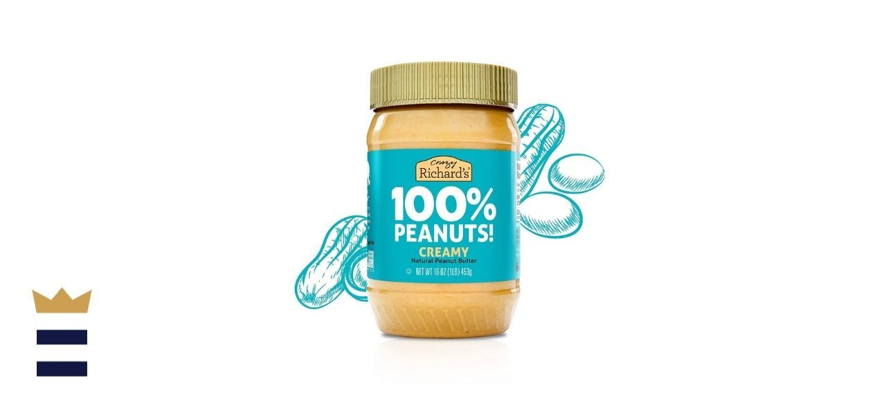 Crazy Richard Creamy Peanut Butter