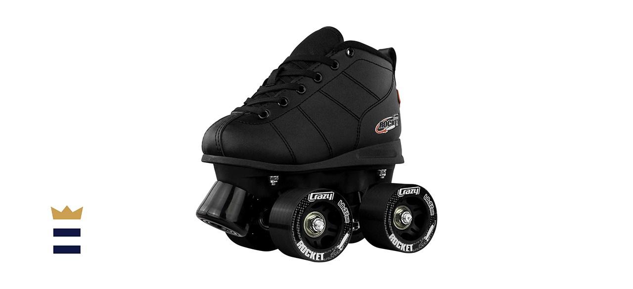 Crazy Skates Rocket Roller Skates