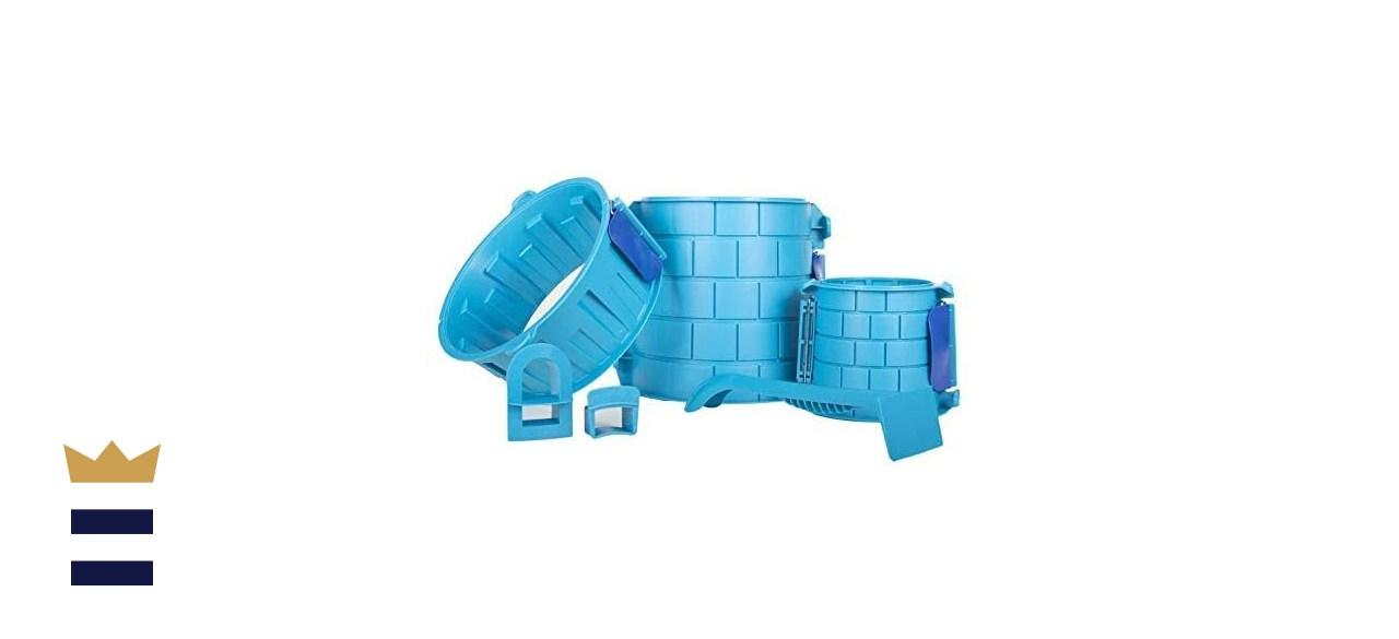 Create A Castle Sand Castle Split Mold Set