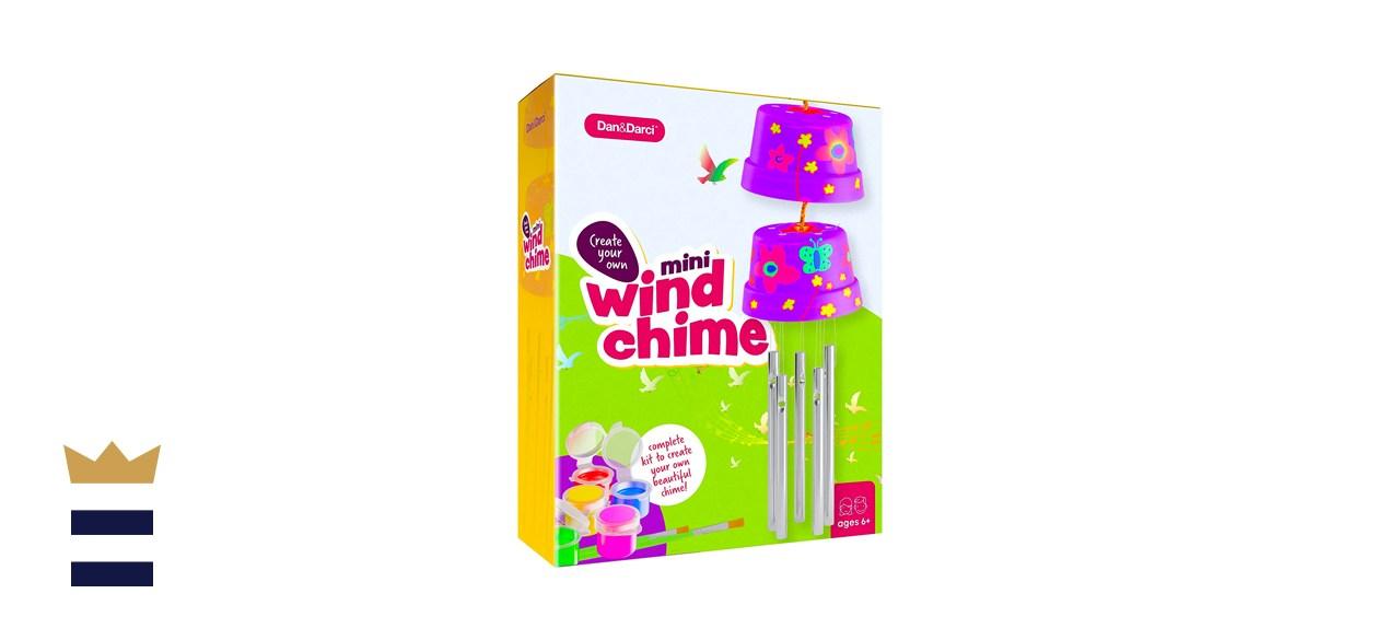 Create & Paint a Mini Wind Chime Making Kit