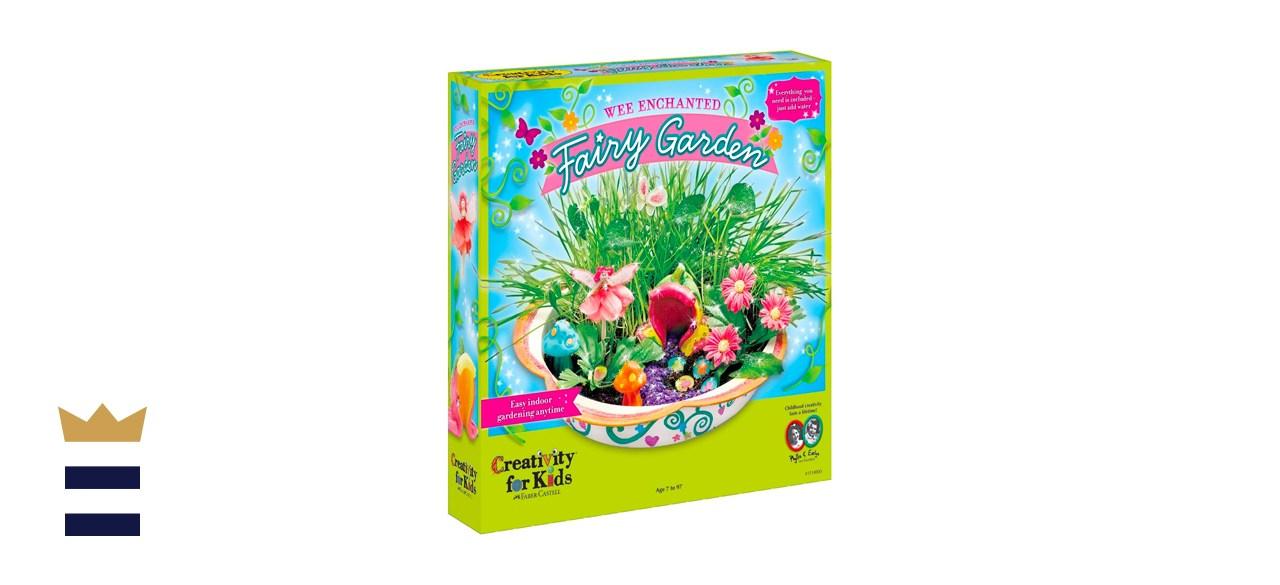 Creativity for Kids Enchanted Fairy Garden Craft Kit