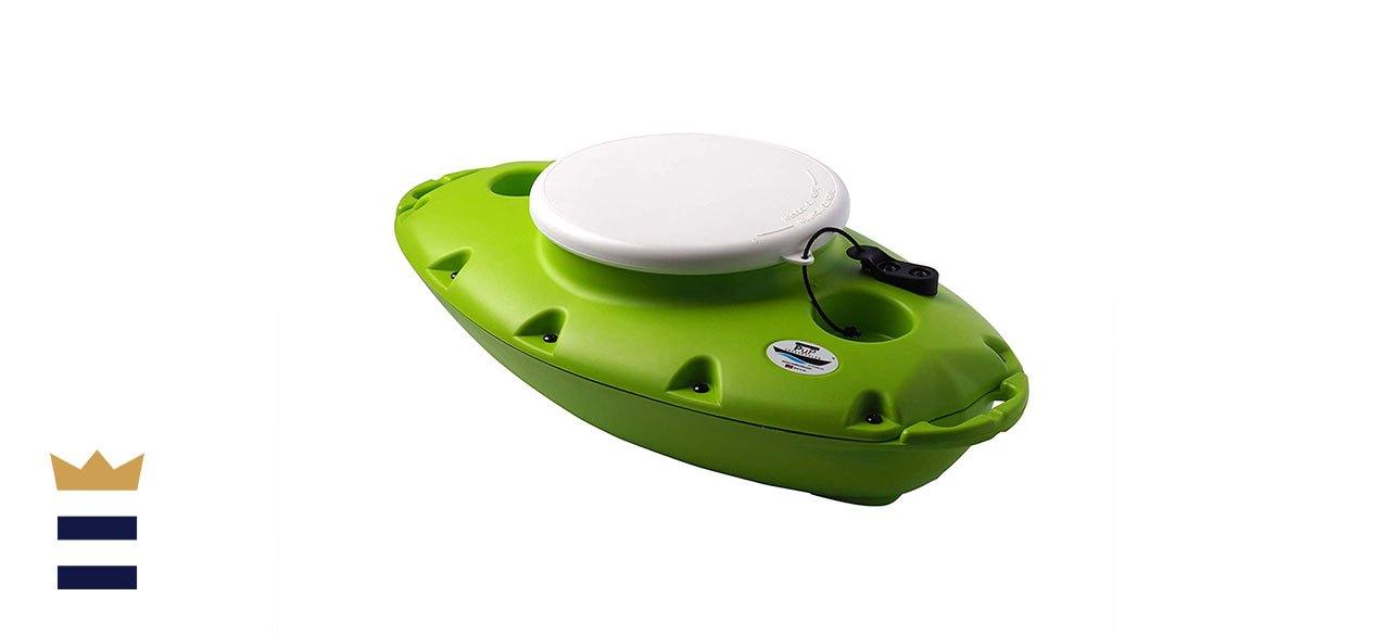CreekKooler's PuP Floating Cooler