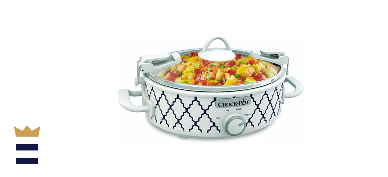 Crock-Pot 2.5-Quart Mini Casserole Crock Slow Cooker