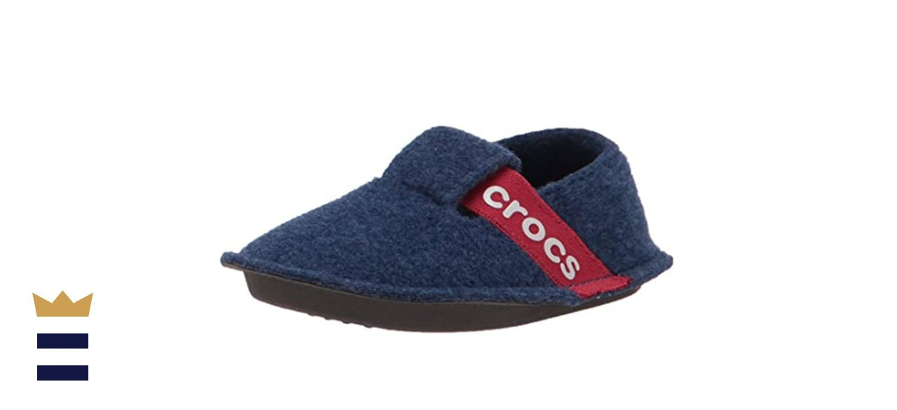 Crics Kids' Classic Slippers