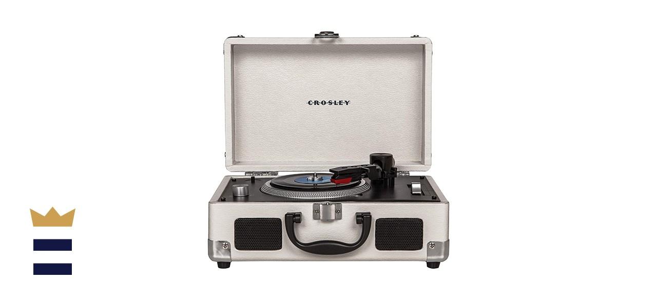 Crosley CR8050A-WS Mini Suitcase Turntable