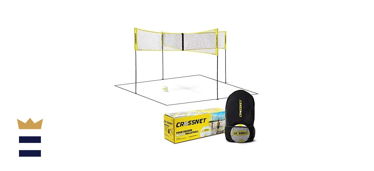 CROSSNET Volleyball Game Set