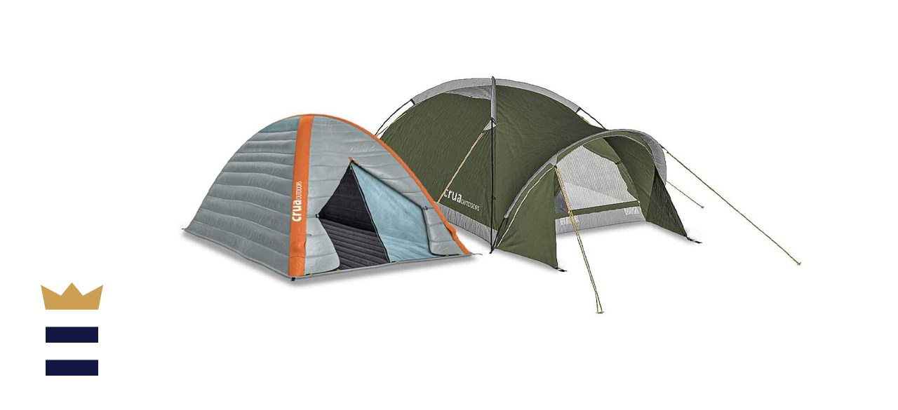 Crua outdoor insulated tent