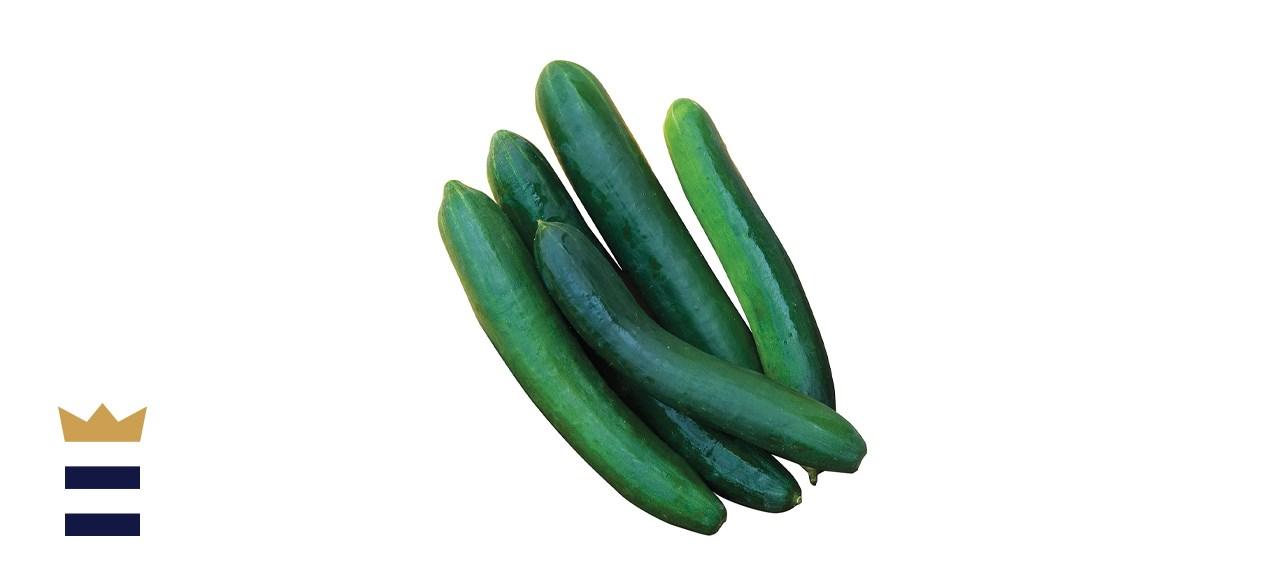 Burpee Sweet Success Slicing Cucumber Seeds 30 seeds