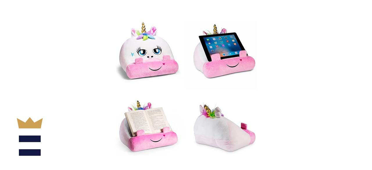 Cuddly Reader Tablet Stand and Book Holder