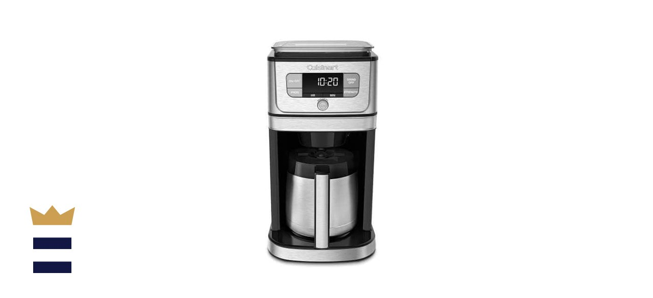 Cuisinart Grind & Brew Thermal 10-Cup Coffee Maker