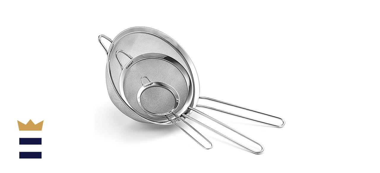 cuisinart strainers