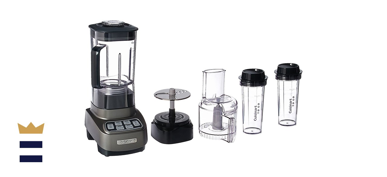 Cuisinart Velocity Ultra Trio 1HP Blender/Food Processor