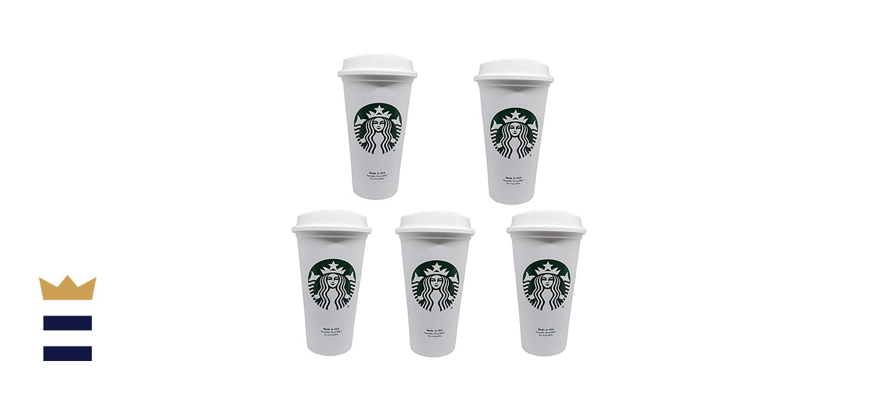 Starbucks Reusable Travel Cup to Go Coffee Cup
