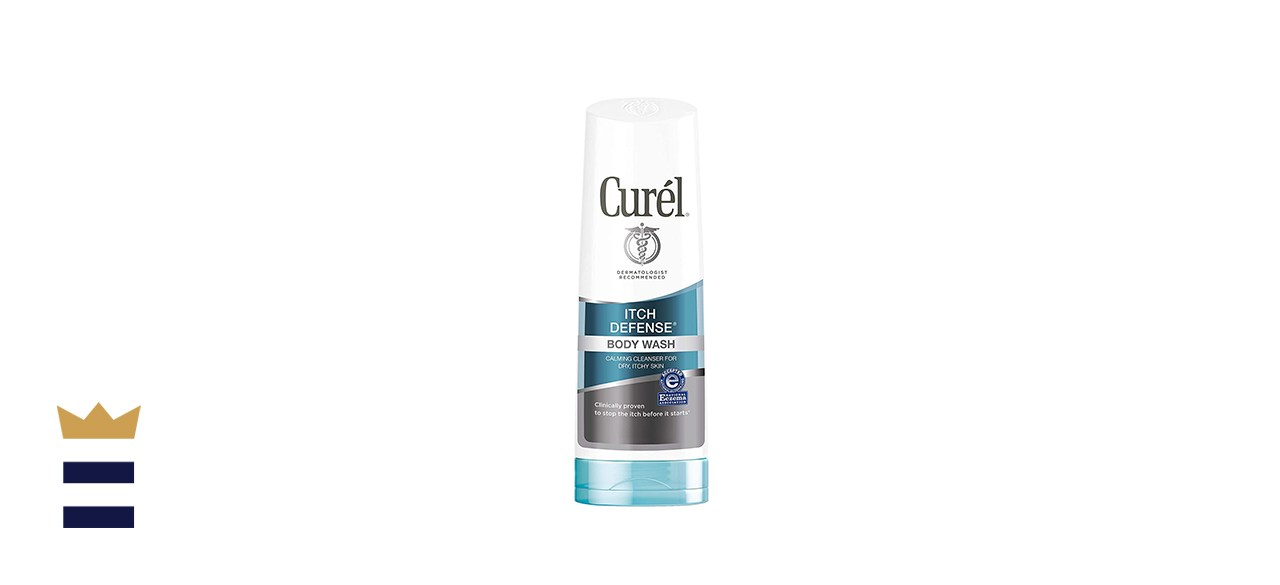 Curél Itch Defense Calming Body Wash