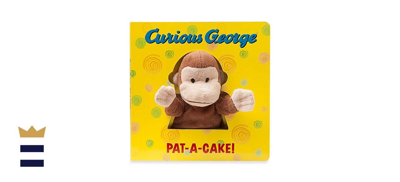 Curious George Pat-a-Cake Board Book