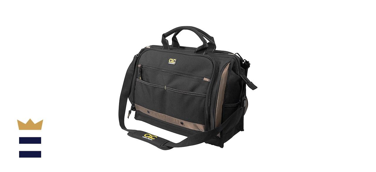 Custom Leathercraft's CLC Work Gear Multi-Compartment 50-Pocket Tool Bag