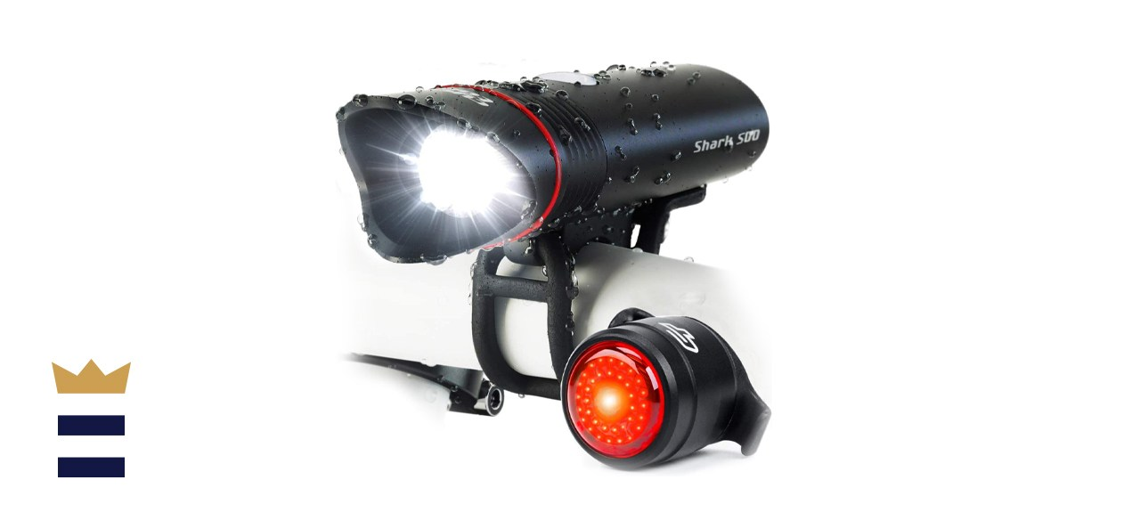 Cycle Torch Shark 500 Headlight and Taillight Set