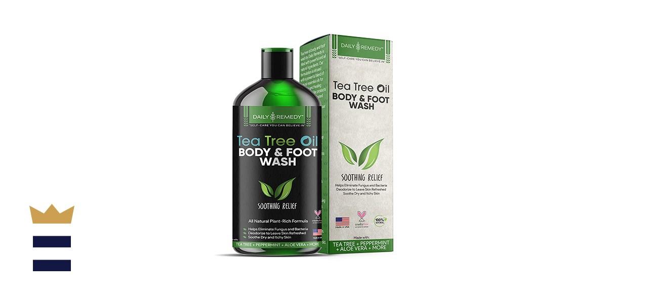 Daily Remedy Tea Tree Oil Body Wash