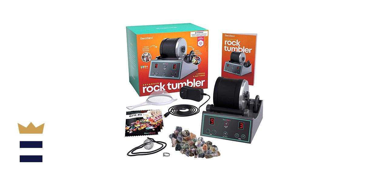 Dan & Darci's Advanced Professional Rock Tumbler Kit