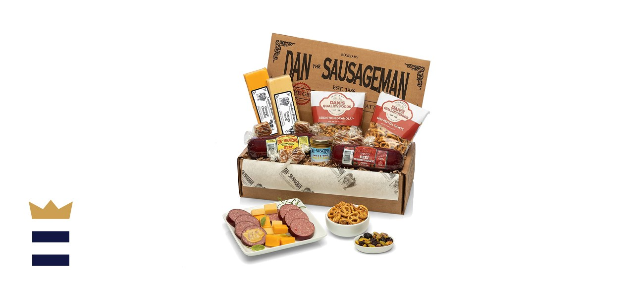 Dan the Sausageman's Mt. Rainer Gourmet Gift Basket
