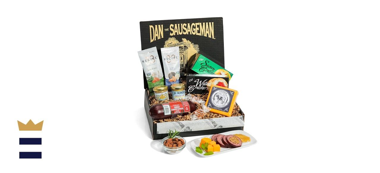 Dan the Sausageman's Yukon Gourmet Gift Basket