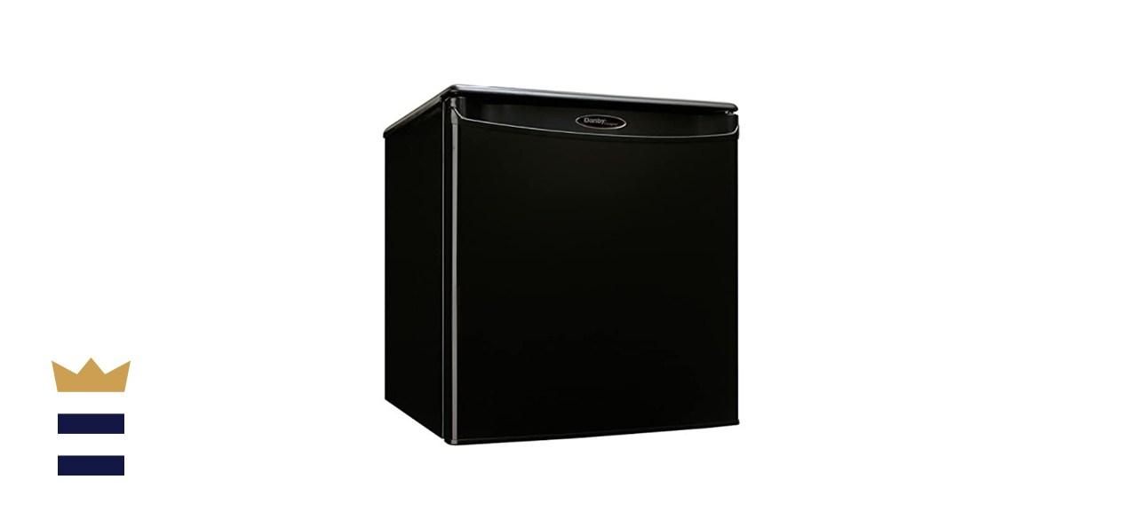Danby Designer 1.7 cu. ft. Compact Refrigerator, Black