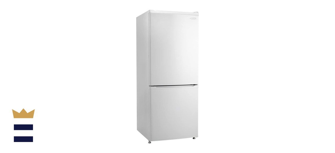 Danby DFF092C1WDB 9.2 Cu.Ft. Bottom Mount Refrigerator
