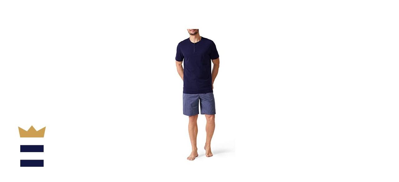 David Archy Short Sleepwear Set