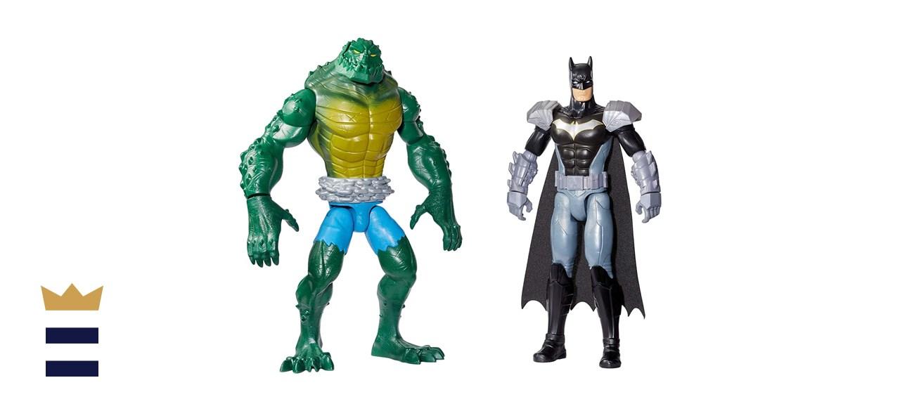 DC Comics Batman and Killer Croc 12-Inch Figures