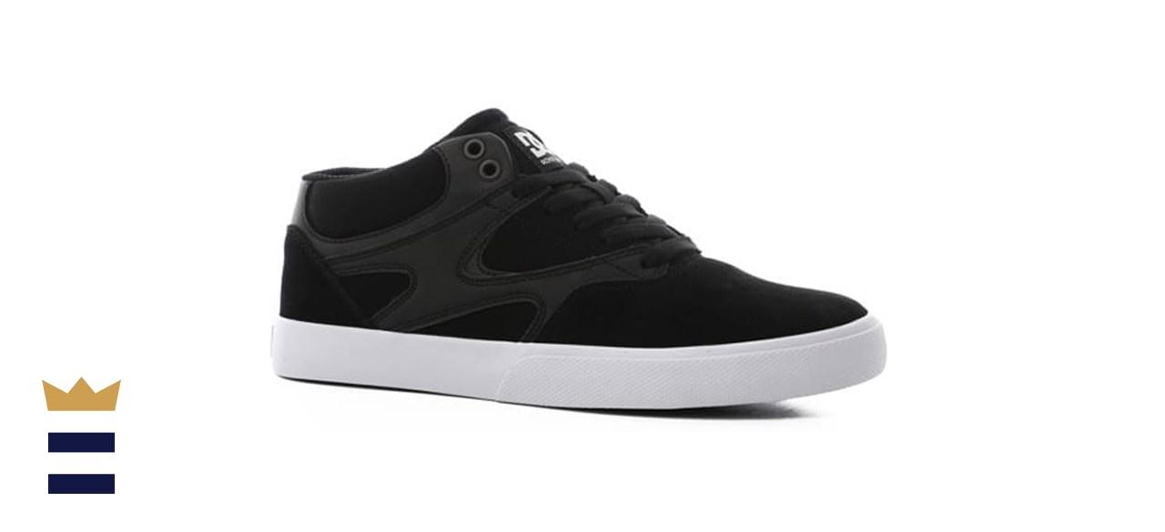 DC Men's Kalis Vulc Mid Skate Shoe