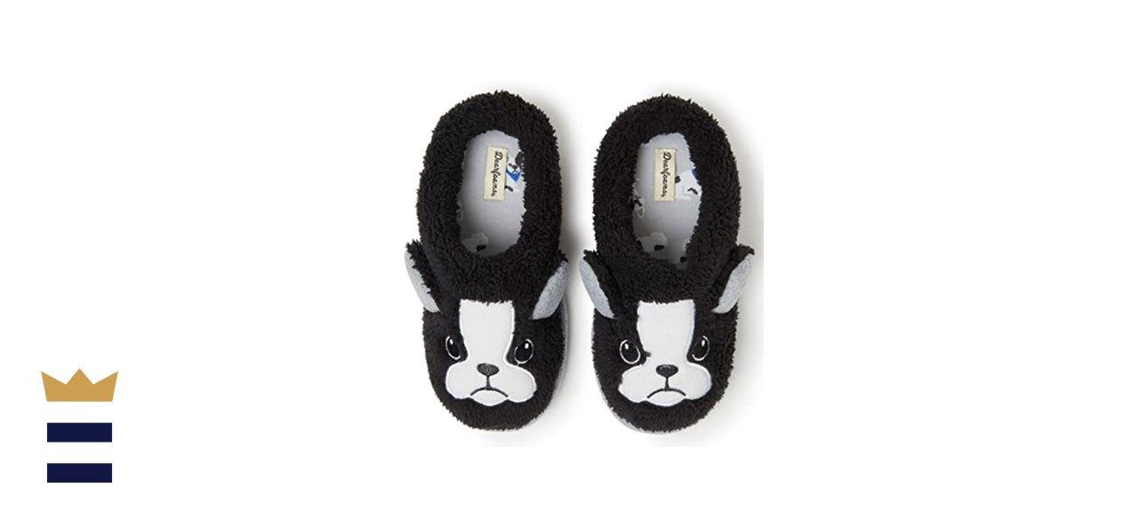 Dearfoam Kids' Clog Slippers
