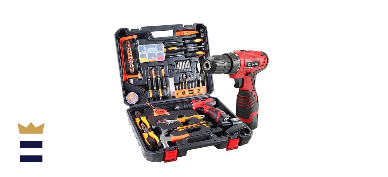 Dedeo Cordless Drill Tool Kit