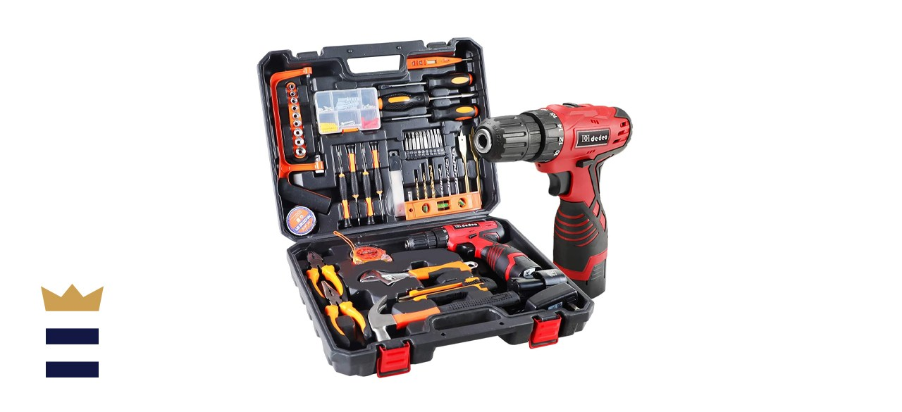 Dedeo Tool Set with Drill
