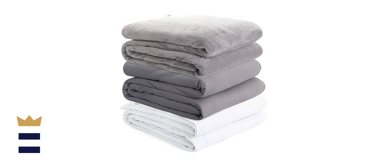 Degrees of Comfort Cooling Weighted Blanket