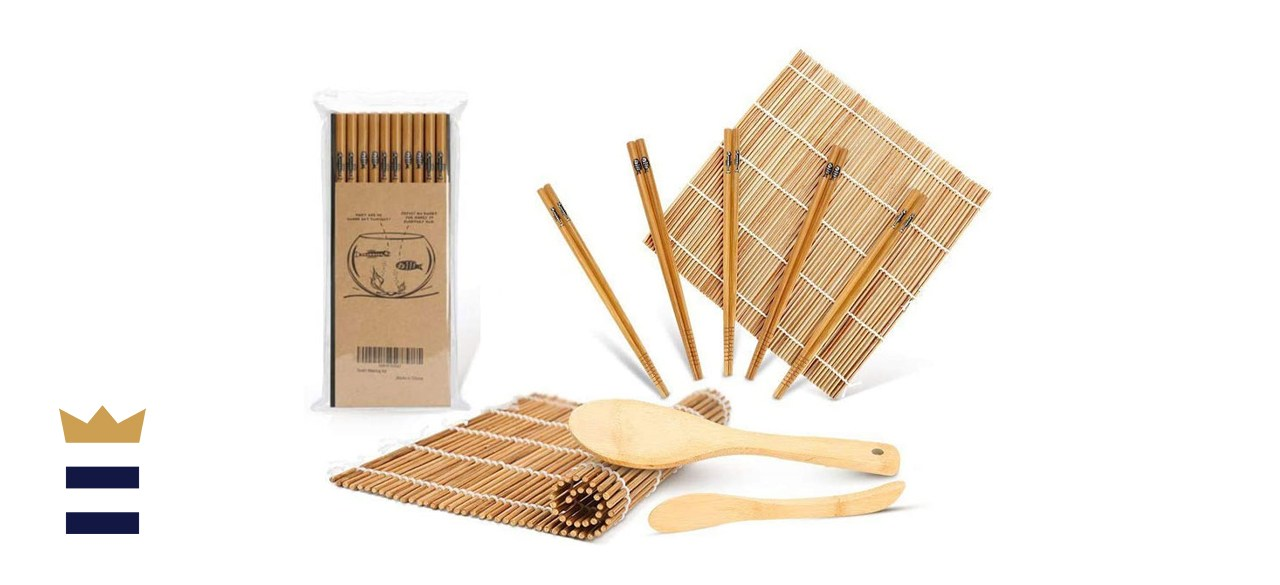 Delamu Bamboo Sushi-Making Kit