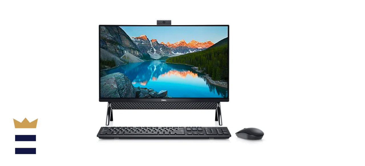 Dell Inspiron 24-inch 5000 with Bipod stand