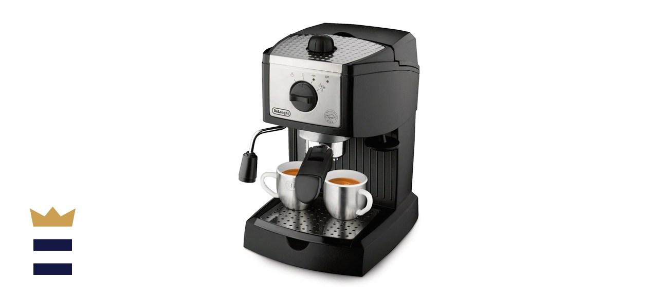 DeLonghi EC155 15 Bar Espresso and Cappuccino Machine