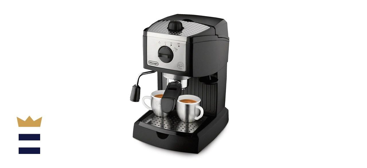 DeLonghi EC155 Stilosa 15 Bar Espresso and Cappuccino Machine