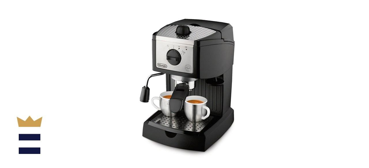 De'Longhi EC155 15-Bar Espresso and Cappuccino Machine
