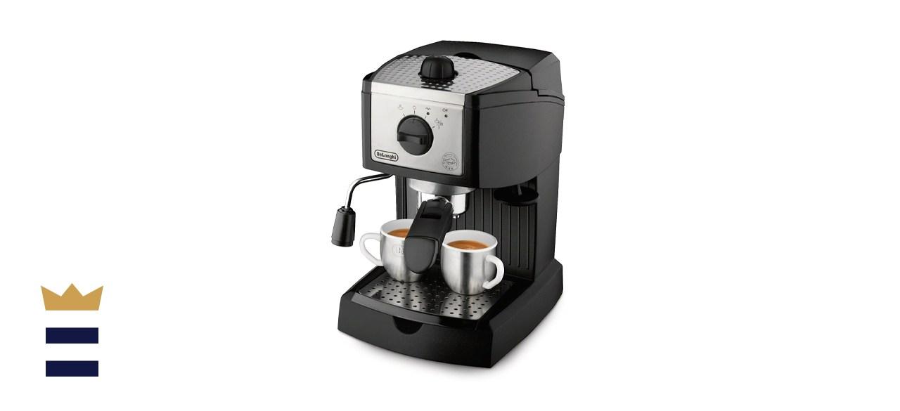 DeLonghi EC155 Espresso and Cappuccino Machine